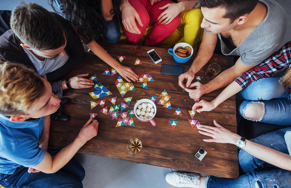Beneficios De Los Juegos De Mesa En La Tercera Edad Tu Salud Nos